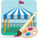 craft-fair-and-business-expo-icon