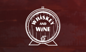 The Whiskey and Wine Room logo